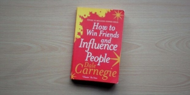 how to win friends book