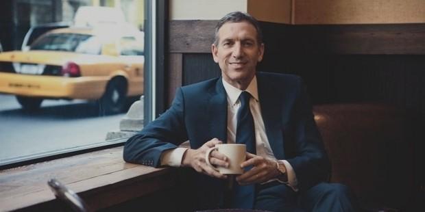 Howard Schultz Rag to Rich