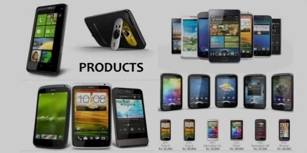 htc products