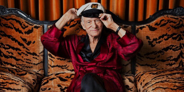hugh hefner weird habit