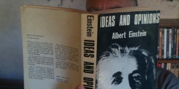 ideas and opinions bu einstein