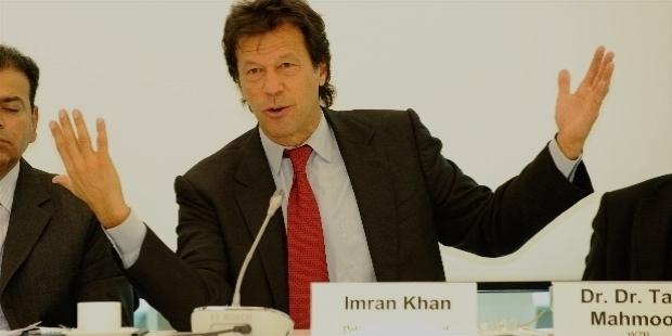 Imran Khan's party