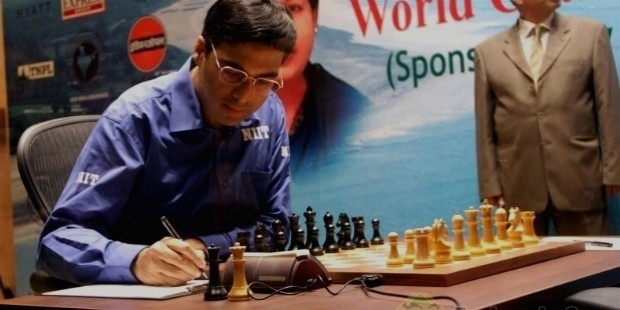 indian chess player viswanathan anand