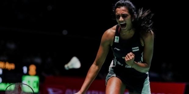 India's badminton players
