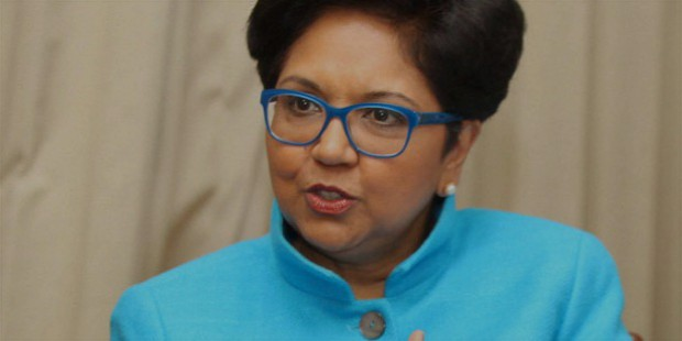 indra nooyi achievements one