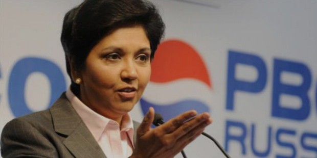 indra nooyi achievements