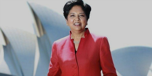 indra nooyi career