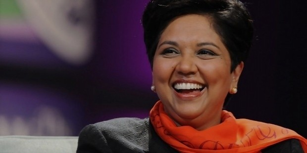 indra nooyi wake up time