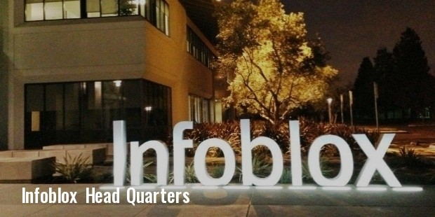 infoblox corporate headquarters