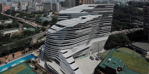 innovation tower inhong kong sar