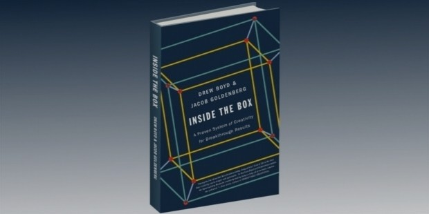 insde the box book