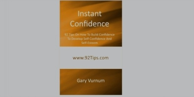 instant confidence by gary vurnu