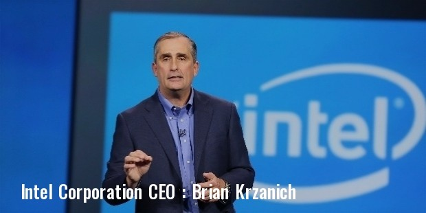 Image result for Brian Krzanich, Intel Corporation