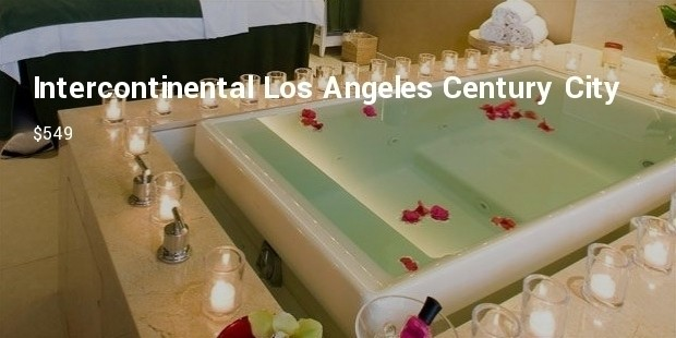 intercontinental los angeles