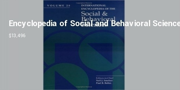 international encyclopedia of social and behavioral sciences