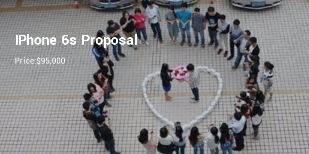 iphonewedding proposal
