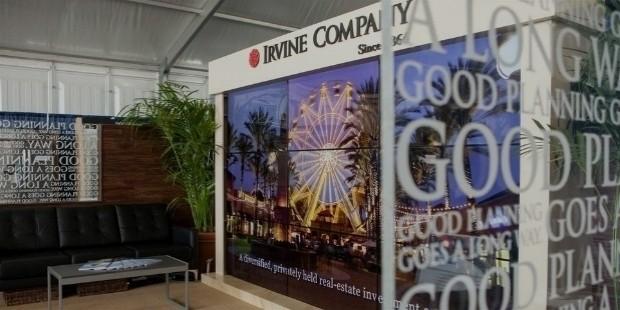 irvine company profile