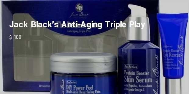jack blacks anti aging triple play