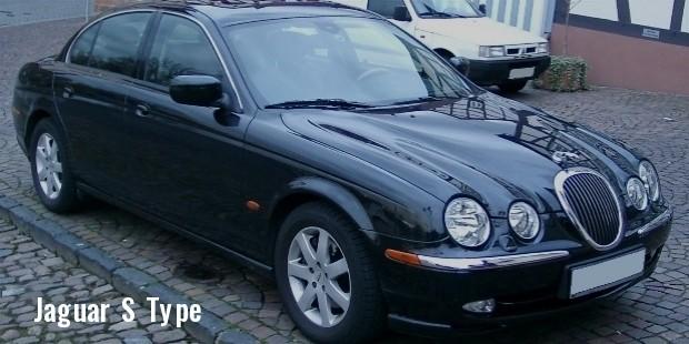 Jaguar Car Company John
