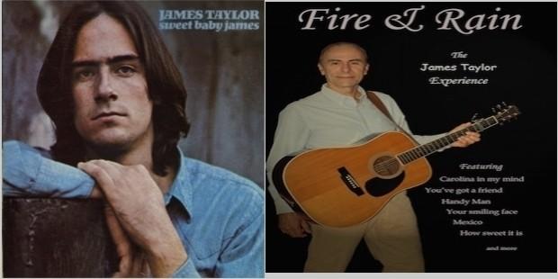 james tayler albums