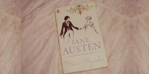 jane austen book about love
