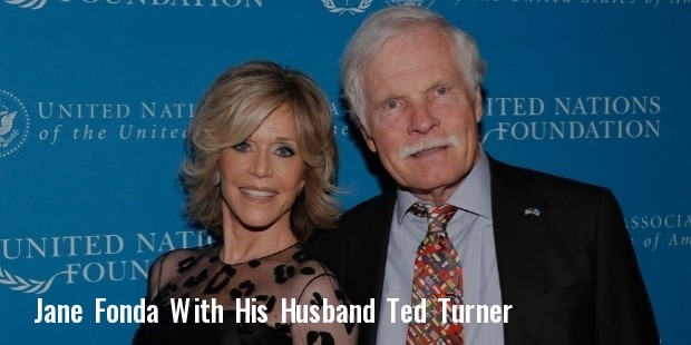 jane fonda and ted turner