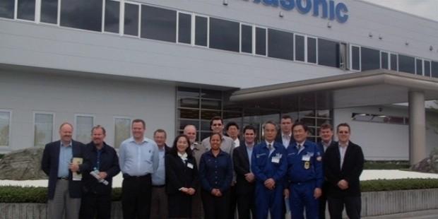 japan lean manufacturing tour panasonic