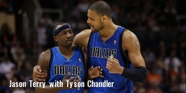 jason terry and tyson chandler