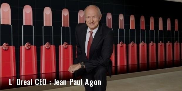 jean paul agon