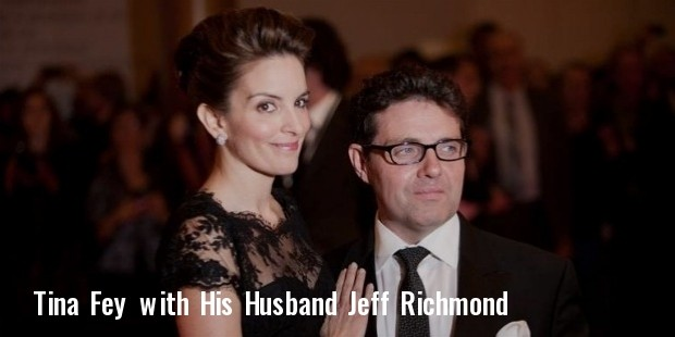 jeff richmond, tina fey