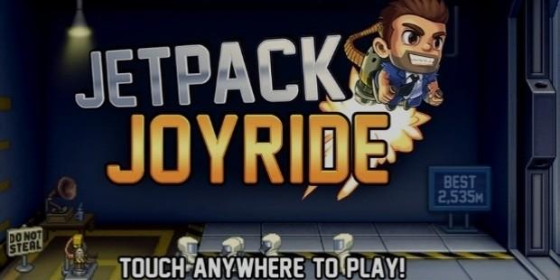 jetpack joyride usage