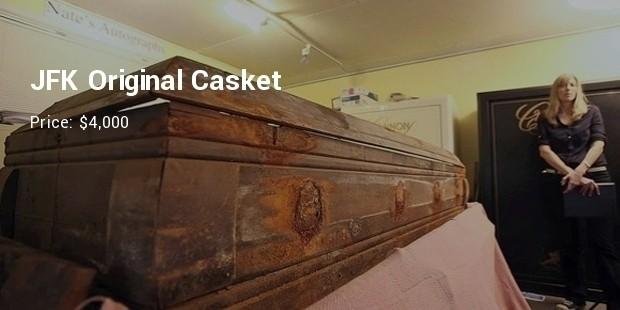 jfks original casket