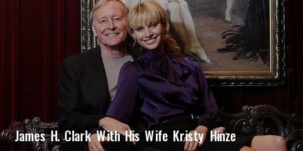 jim clark and kristy hinze