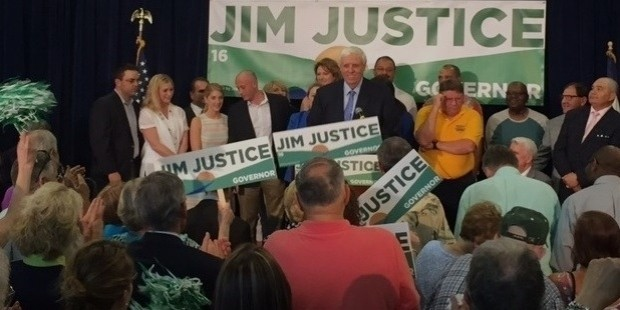 jim justice governor