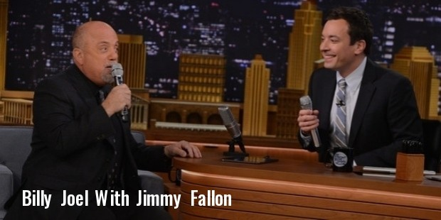 jimmy fallon, billy joel