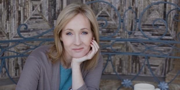 JK Rowling Rag to Rich
