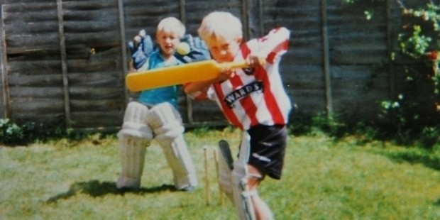 joe root childhood