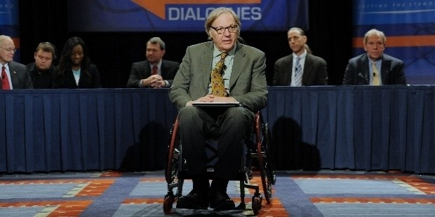 John Hockenberry - Spinal Cord Injury