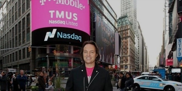 john legere t  mobile ceo