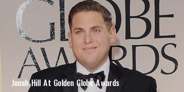jonah hill 2014 golden globe awards