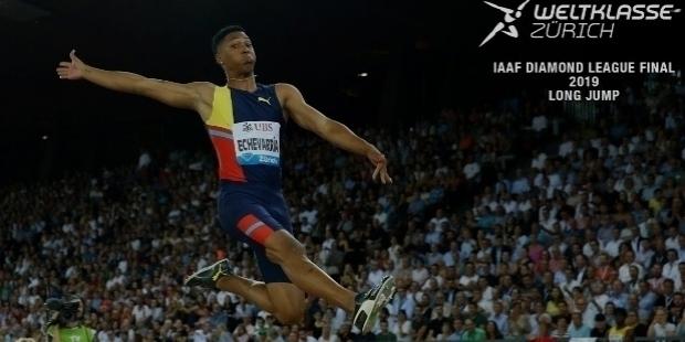 JUAN MIGUEL ECHEVARRIA: Long Jump