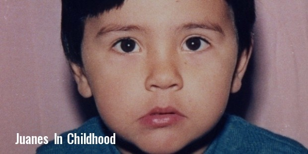juanes childhood