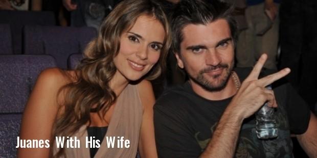 juanes wife