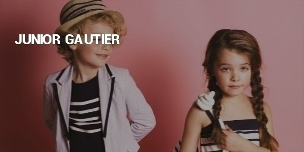 junior gautier kids fashion