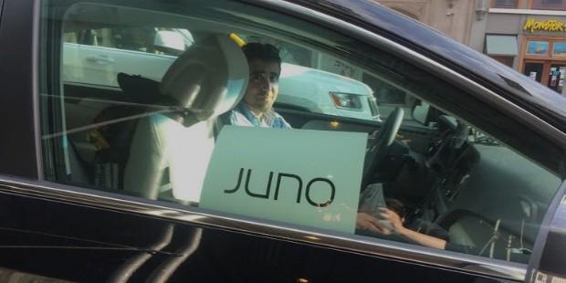 juno cabs