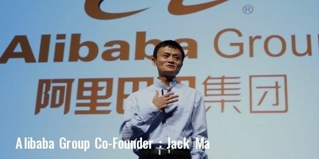 kack ma alibaba founder