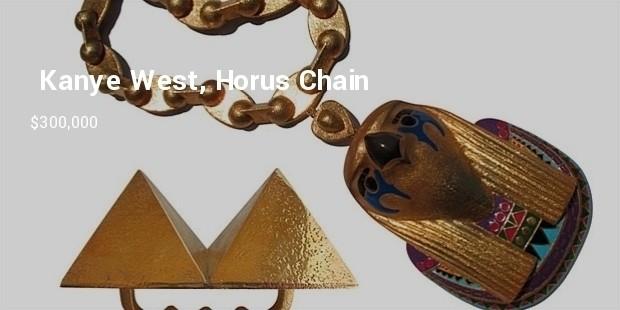 kanye west, horus chain