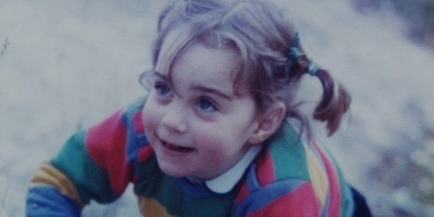 kate middleton childhood