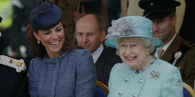 kate middleton queen elizabeth 1
