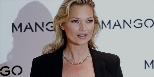 kate moss career highlights